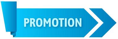 Promotion Arrow